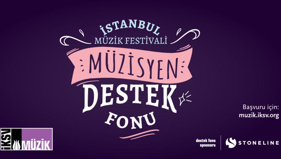 İstanbul Müzik Festivali'nden müzisyenlere destek