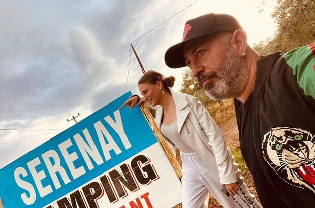 Cem Yılmaz-Serenay Sarıkaya aşkı sosyal medyada! - Magazin haberleri