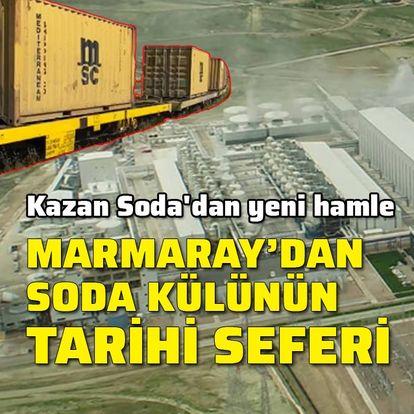 Kazan Soda'dan yeni hamle