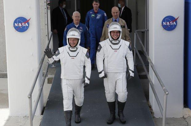 NASA yıllar sonra hazırız demişti: Ertelendi!