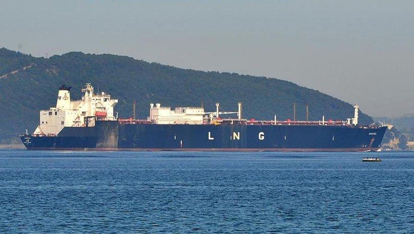 Türkiye'nin LNG ithalatı ilk kez boru gazı ithalatını geride bıraktı