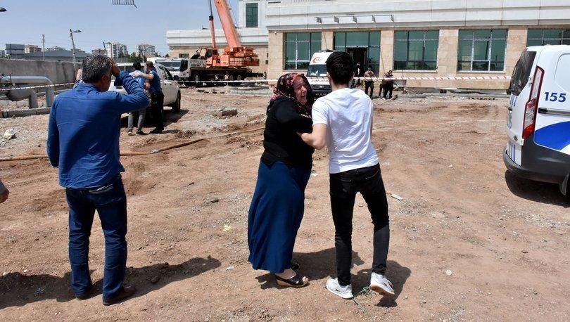 Son dakika haberler... Diyarbakır'da vinçten düşen iki işçiden biri öldü, diğeri ağır yaralandı