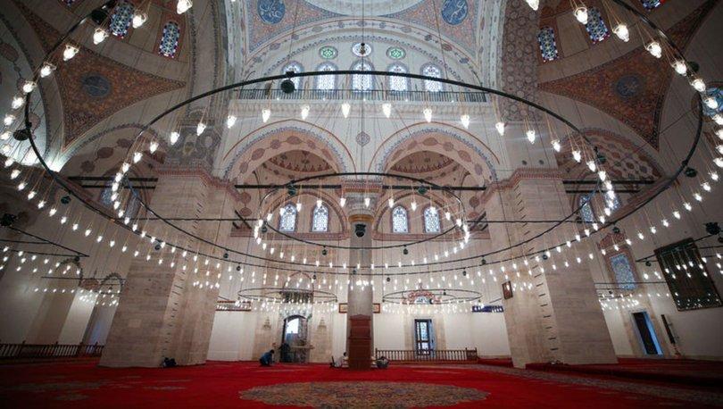 Son dakika! Camiler 2,5 ay sonra yeniden açılıyor! Büyük camilerde namazı kılınacak mı? - Haber