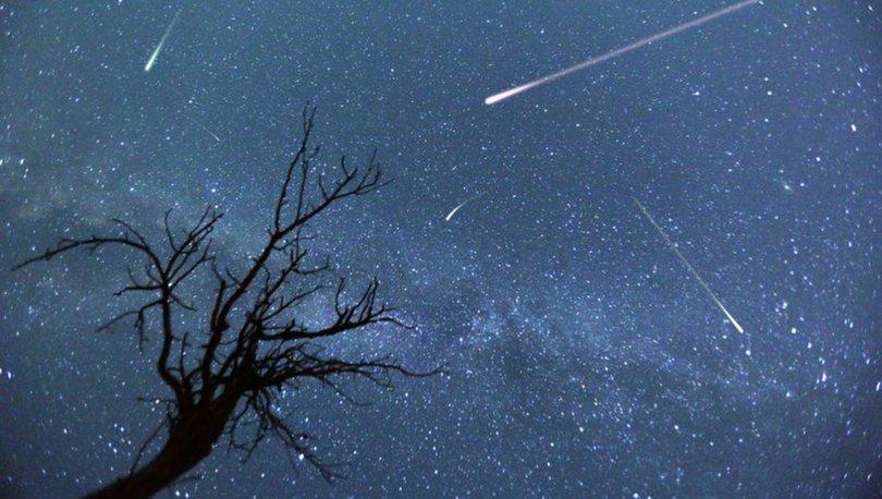 Meteor nedir? Gök taşı (meteor) yağmuru nasıl olur?