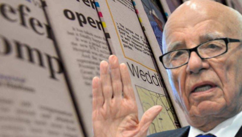 Murdoch onlarca gazeteyi kapatıyor