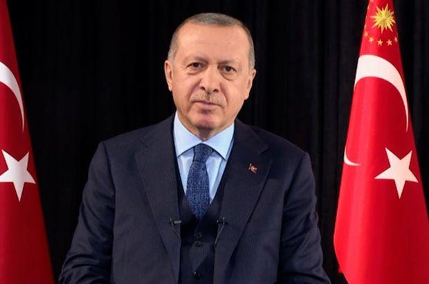 """Cumhurbaşkanı Erdoğan'dan """"demokratik ve ekonomik gelişim"""" paylaşımı"""