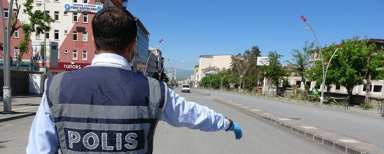 15 ilde sokağa çıkma kısıtlamasının ayrıntıları