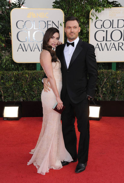 Brian Austin Green ile Megan Fox boşanıyor - Magazin haberleri