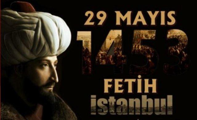 İstanbul'un Fethi mesajları 2020! En güzel resimli İstanbul'un Fethi kutlama mesajları ve sözleri...İstanbul'un Fethi'nin 567. yıldönümü