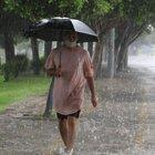 Her yerde yağmur var!