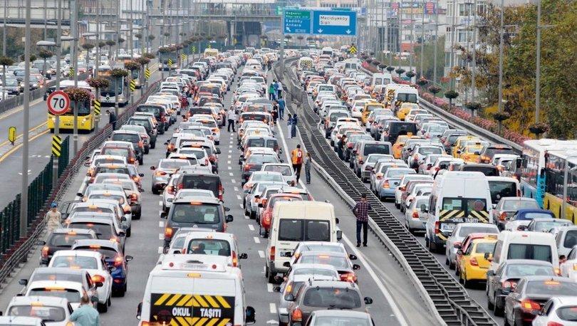 Nisan ayında 40 bin adet taşıtın trafiğe kaydı yapıldı - haberler