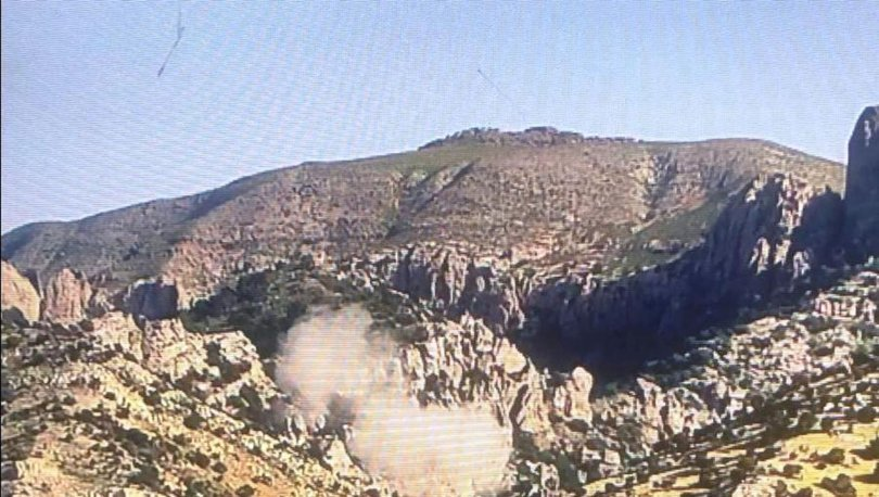 Son dakika haberler... Cudi'de PKK'lı teröristler kalekol inşaatına saldırdı