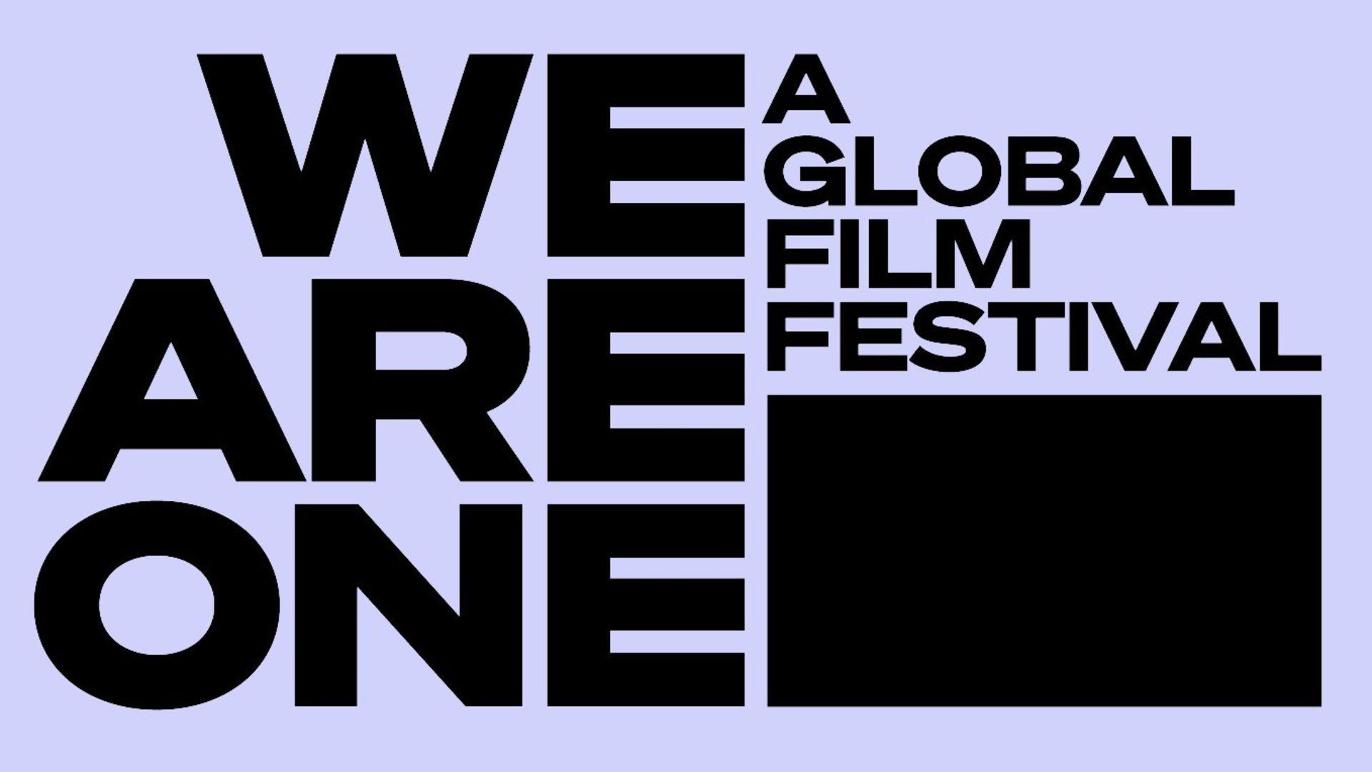 'We Are One' Film Festivali başlayor
