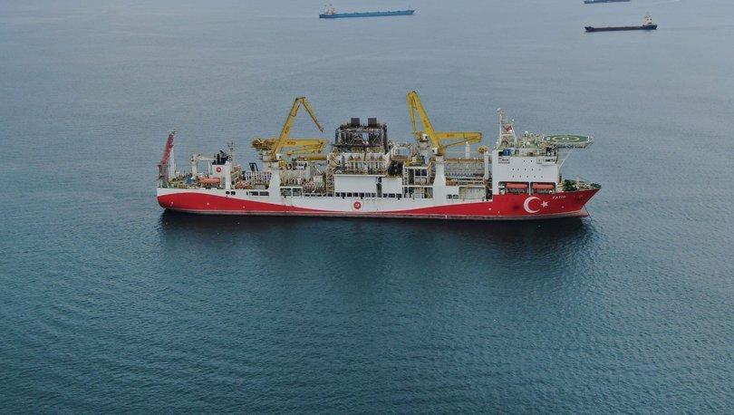 Son dakika haberler Fatih, Karadeniz'de ilk sondaj görevine çıkıyor