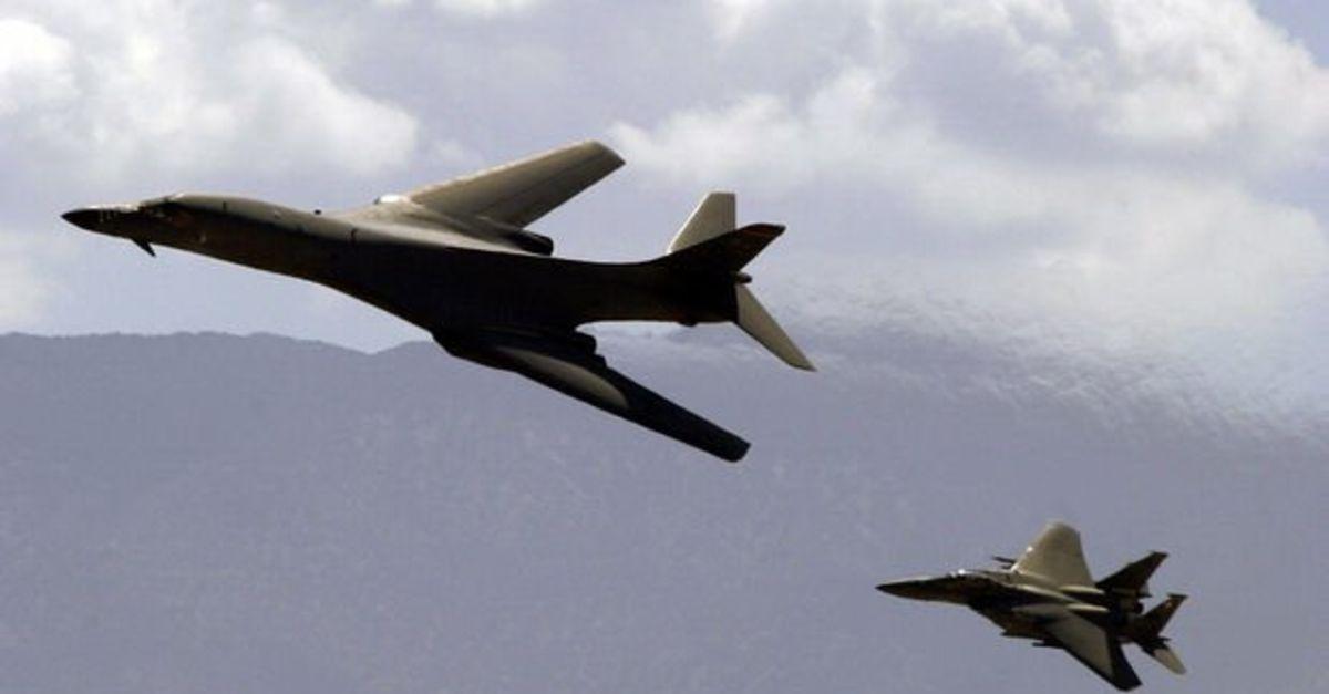 'Karadeniz ve Baltik Denizi'nde ABD'ye ait uçaklar tespit edildi'