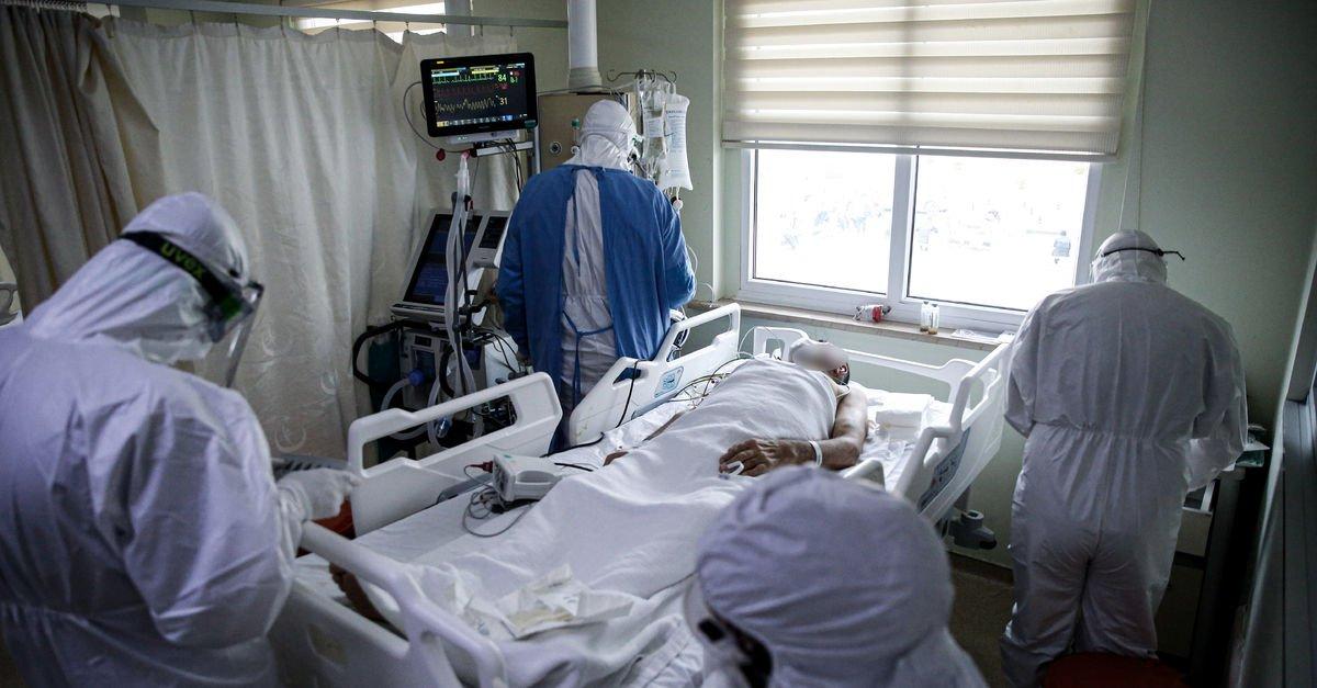 Koronavirüs hastası 1594 kişi daha iyileşti