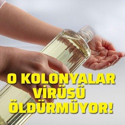 Fazla alkol virüsü öldürmüyor mu?