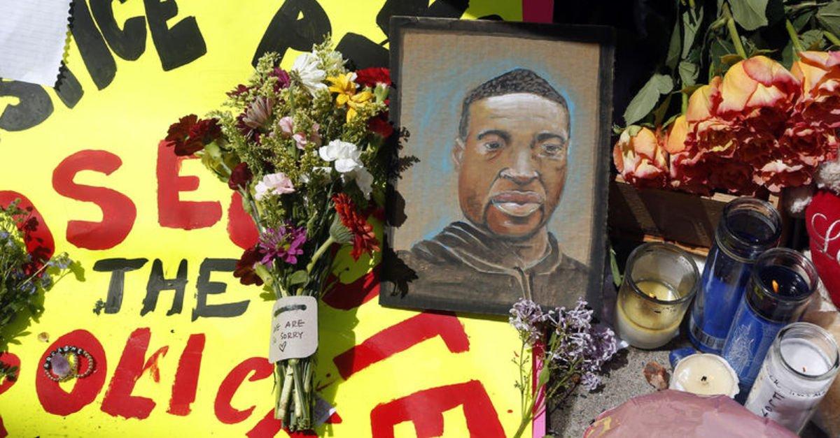George Floyd'u öldüren polis tutuklandı