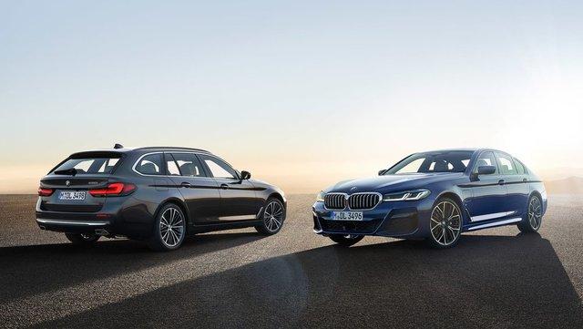 5 Serisi ve 6 Serisi Gran Turismo'ya makyaj - haberler