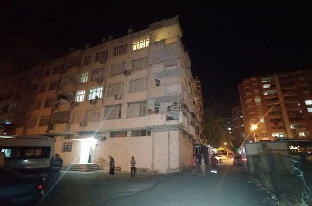 4. kattan düşen 16 yaşındaki kız yaralandı