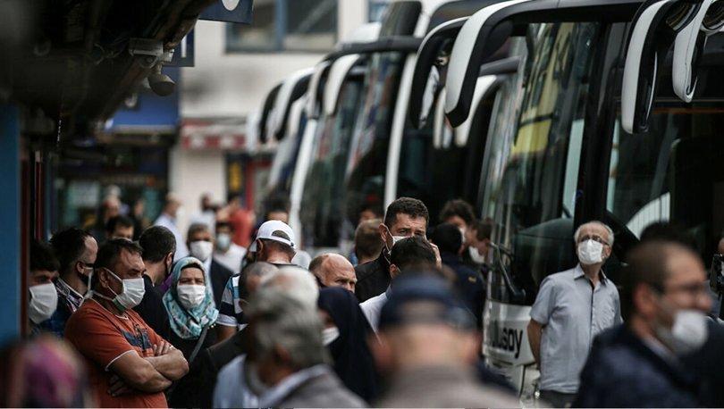 Şehirler arası seyahatte rekor beklentisi - haberler