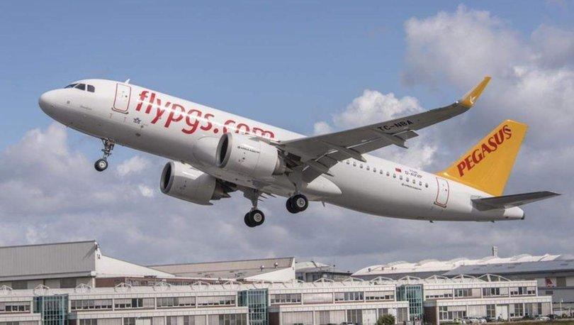 Pegasus, iç hatlarda yolcu uçuşlarına başlıyor - haberler