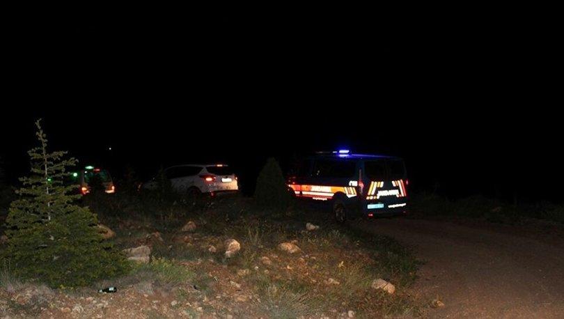 Konya'da korkunç olay! Toprağa gömülü çocuk cesedi bulundu - HABERLER