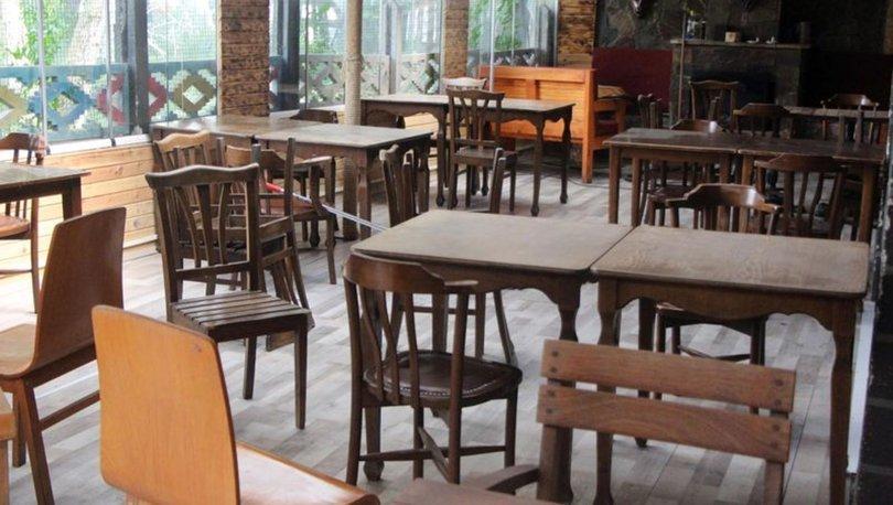 Son Dakika Haberi! Restoran, lokanta, kafelerde alınması gereken önlemler rehberi yayımlandı