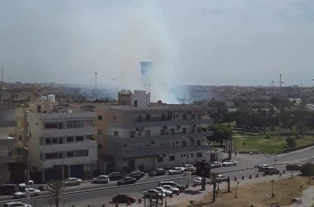 Hafter milislerinden Trablus'taki sivillere saldırı!