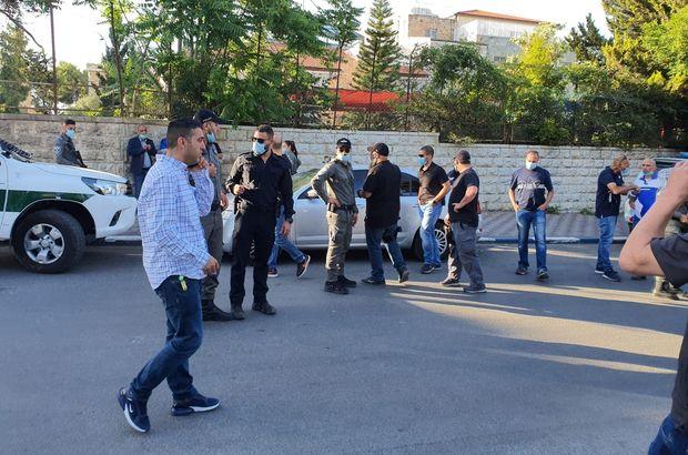 İsrail polisi, Kudüs Valisi Gays'ı gözaltına aldı