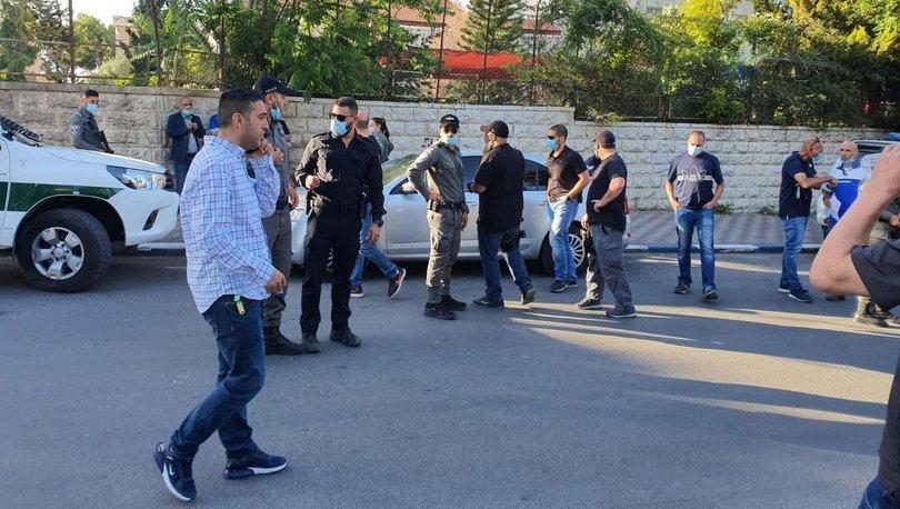 İsrail polisi, Kudüs Valisi Gays'ı gözaltına aldı - Haberler