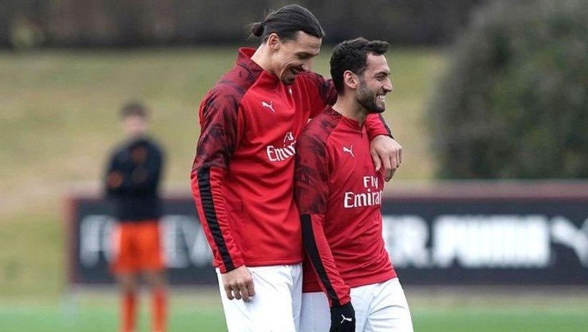 """""""Zlatan'ın tuttuğu takımda sarı var!"""""""