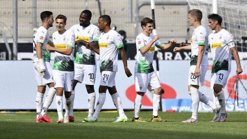 Mönchengladbach rahat kazandı