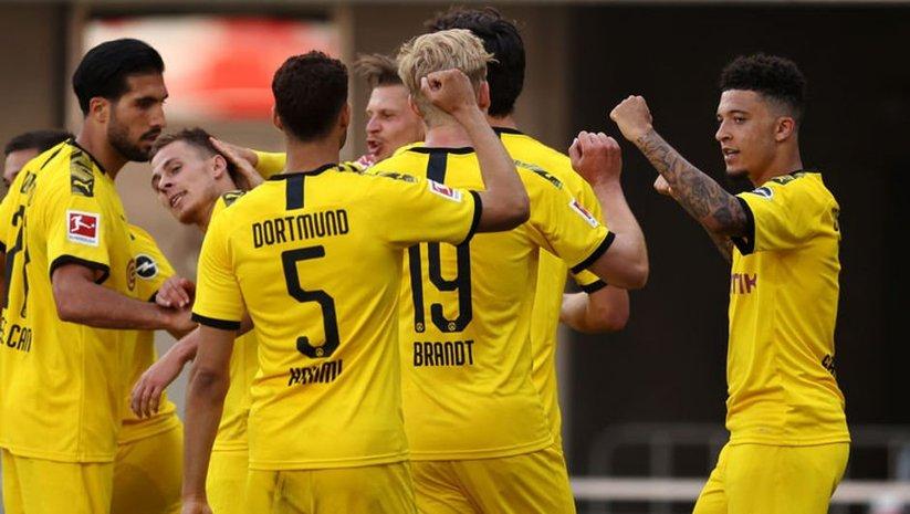 Dortmund şov yaptı!