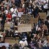 ABD'deki protestolar, İngiltere'ye sıçradı!