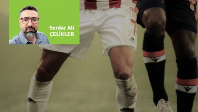 """""""Özgür ve özerk olmayan futbol ile yabancı sınırı"""""""