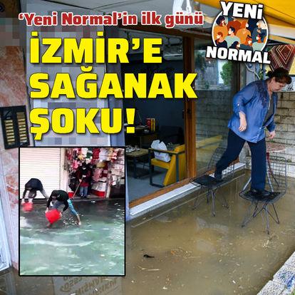 İzmir yeni normali böyle karşıladı