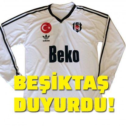 Beşiktaş yeni sponsorunu açıkladı!