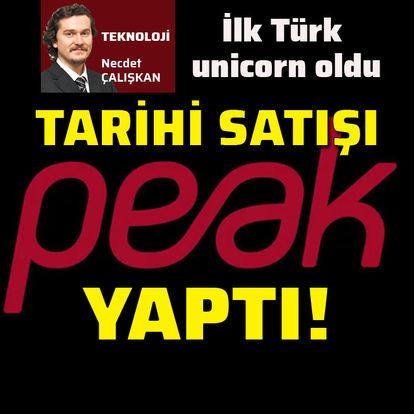 İlk Türk 'unicorn'u oyundan çıktı!