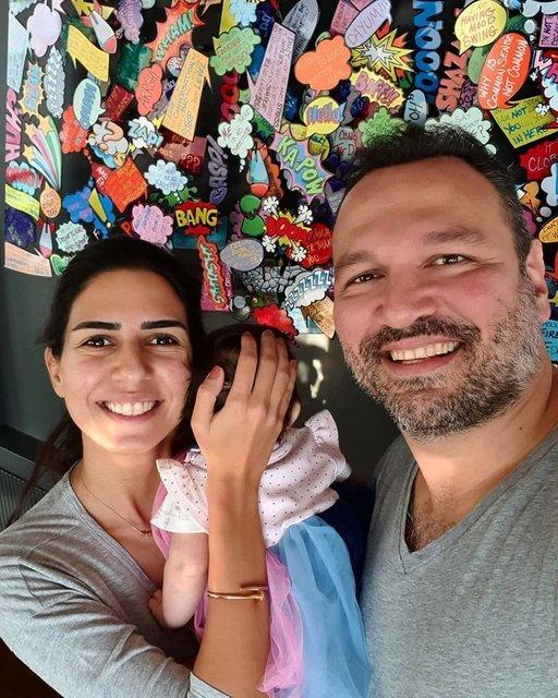 Ali Sunal: Bizim evin hanımları iyi haftalar diler - Magazin haberleri