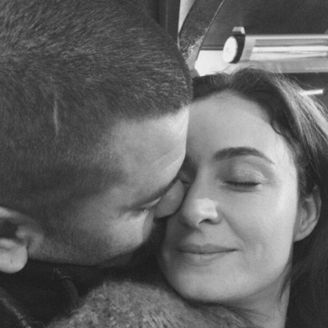 Ceyda Düvenci'den Bülent Şakrak'la aşk paylaşımı - Magazin haberleri