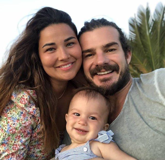 Hakan Hatipoğlu'ndan Gizem Hatipoğlu'na: Seni deli gibi seviyoruz - Magazin haberleri
