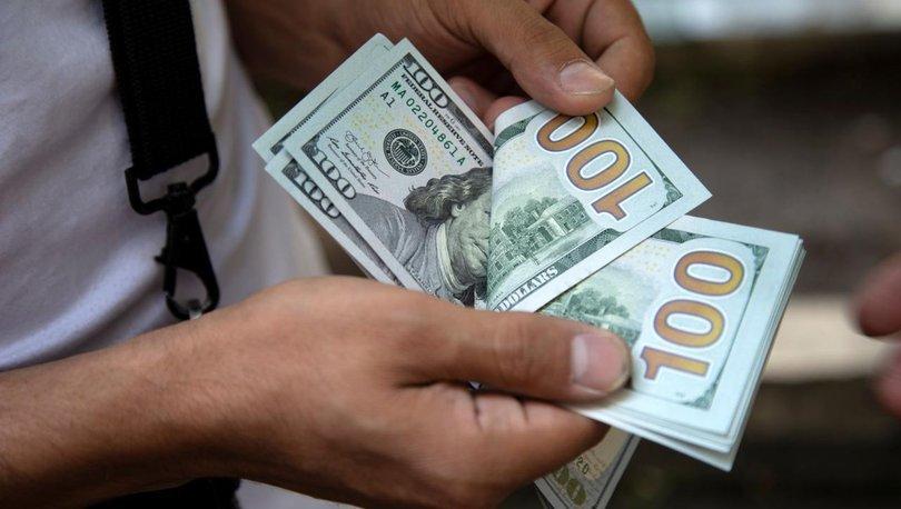 Dolar 6.80'in altına geriledi