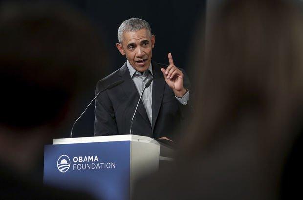 Obama'dan gösterilerle ilgili yazı: Gerçek bir dönüm noktası olabilir