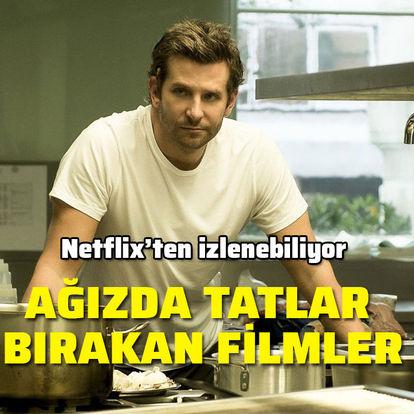 Netflix'ten izlenebiliyor... Ağızda tatlar bırakan filmler!