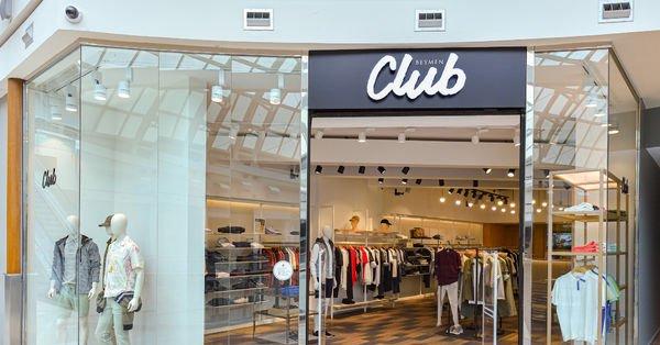 Erkeklere özel mağaza açtı