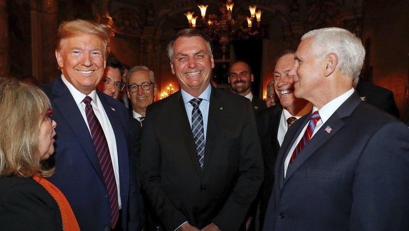 Trump ve Bolsonaro