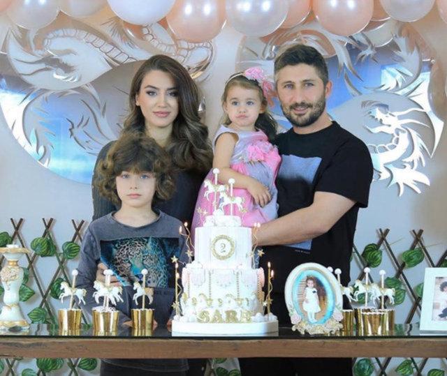 Sabri Sarıoğlu'ndan eşine lüks hediye - Magazin haberleri