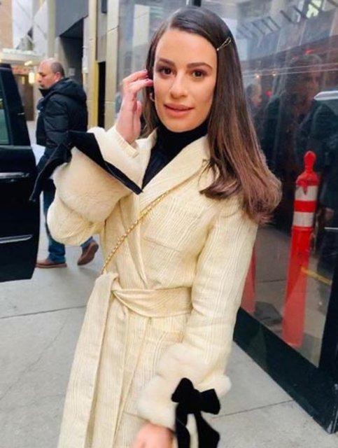 Lea Michele tanıtım yüzü olduğu firmadan kovuldu - Magazin haberleri