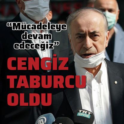 Mustafa Cengiz'den iyi haber!